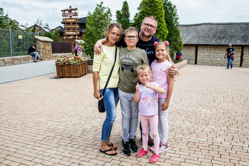 Polacy wybudowali najwyższą na świecie drewnianą kolejkę górską!