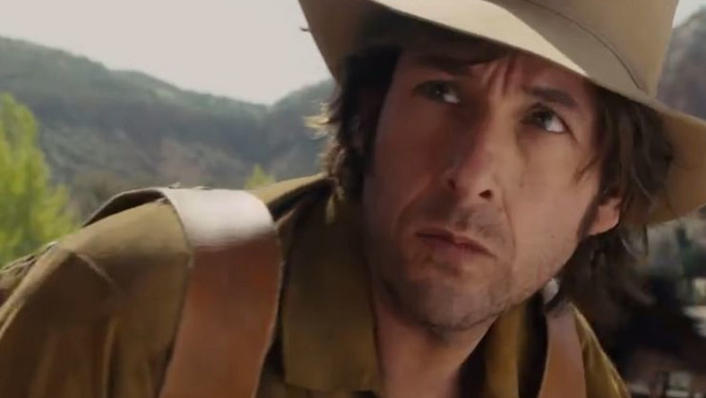 Adam Sandler w Ridiculous 6