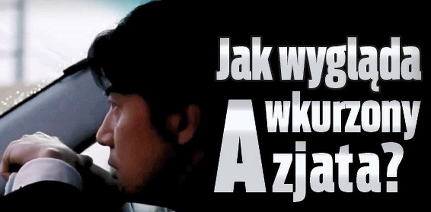 Jak wygląda wkurzony Azjata?
