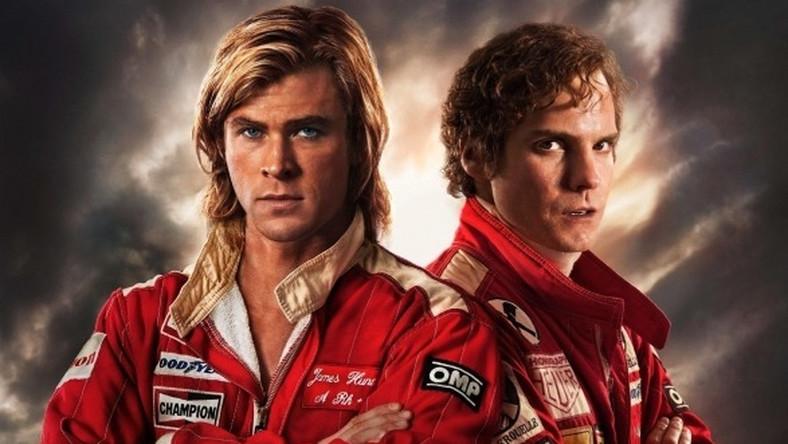 """""""Wyścig"""" opowiada o dwóch najbardziej utalentowanych kierowcach swoich czasów: Jamesie Huncie i Nikim Laudzie"""