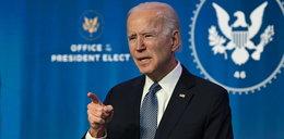 Joe Biden o zamieszkach na Kapitolu: To byli krajowi terroryści