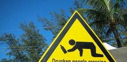 Najśmieszniejsze znaki drogowe świata