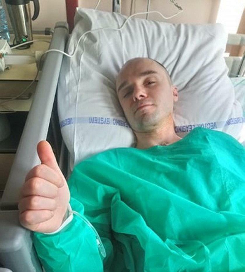 Mistrz Polski w bilardzie potrzebuje protezy ręki!