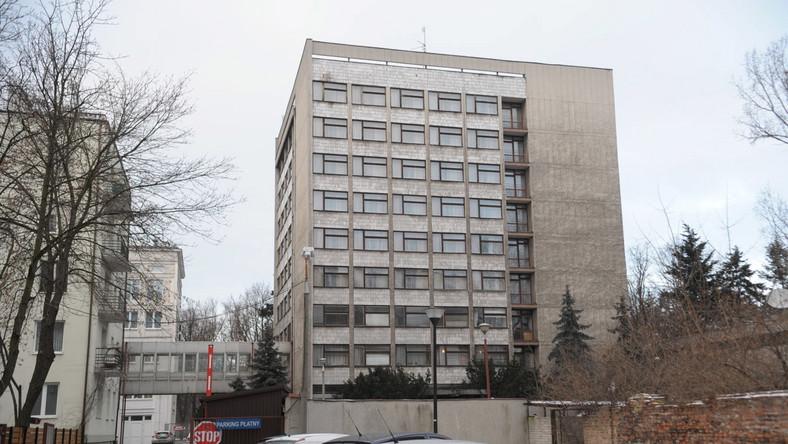 SLD myśli o sprzedaży siedziby partii przy ul. Rozbrat