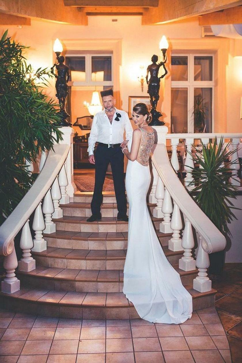 Detektyw Rutkowski bierze ślub z Mają Plich