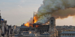 Katedra Notre-Dame płonęła na oczach świata. O tym dramacie nie sposób zapomnieć
