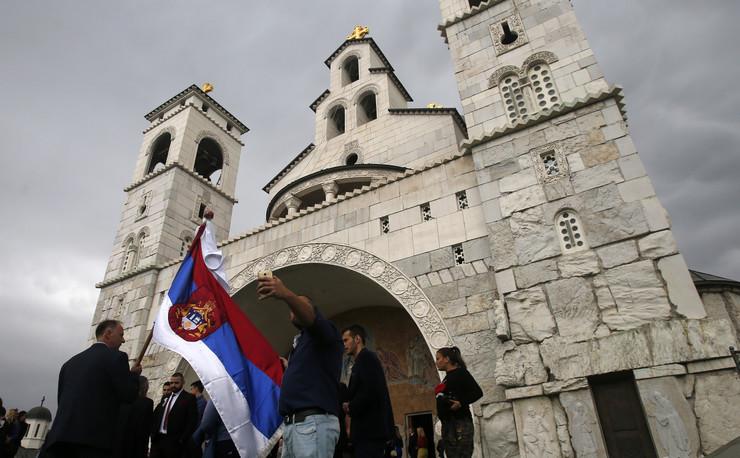 Sabor Podgorica 01 foto Tanjug ap darko vojinovic