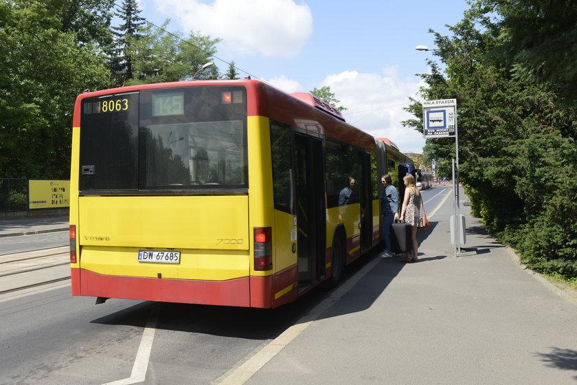 Rozkład jazdy we Wrocławiu