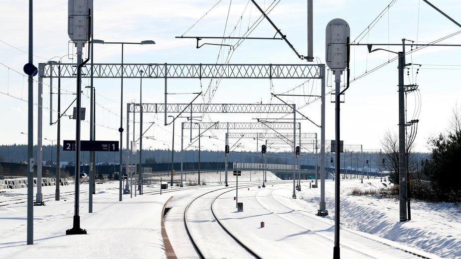 Jednym z potrzebnych zawodów będzie monter nawierzchni kolejowej