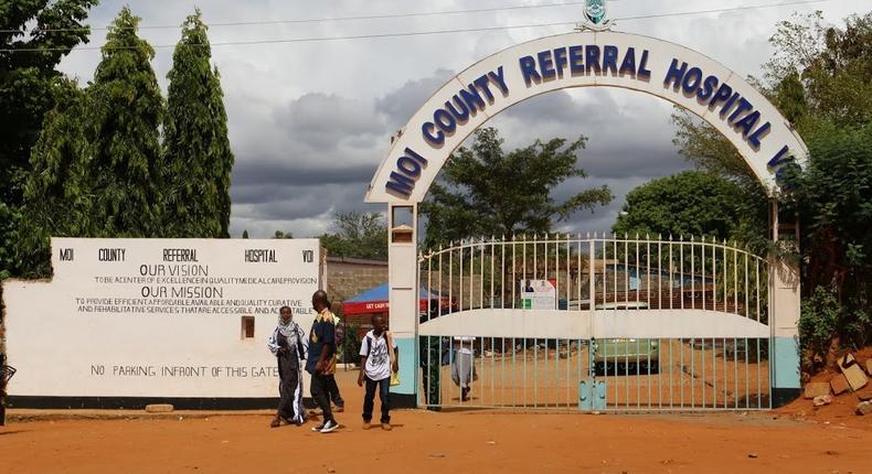 Moi County Referral Hospital Voi, Taita Taveta County