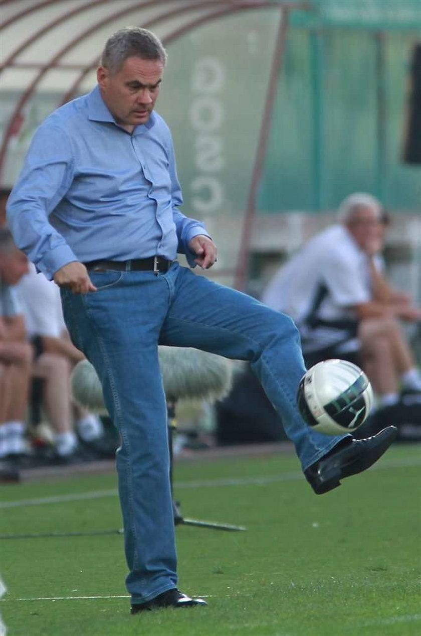 Polonia bez trenera!