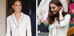 Wpadka? Kate założyła tę samą sukienkę...