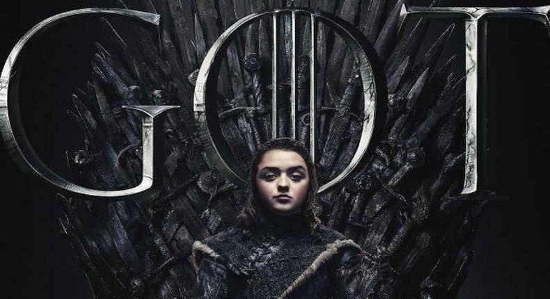 Arya Stark is the new hero of GOT (twitter/rent_NG)