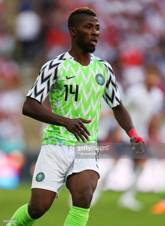 Kelechi Iheanacho has gotten another chance to convince Super Eagles boss Gernot Rohr