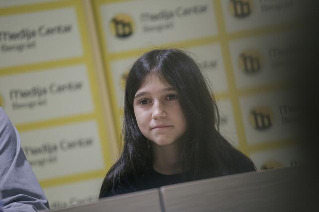 """Biljana Čekić, Dara iz filma """"Dara iz Jasenovca"""""""