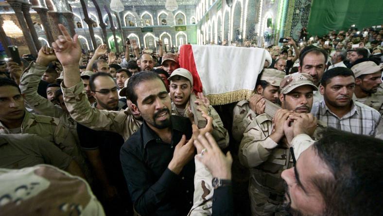 Masakra w Bagdadzie. Napastnicy zastrzelili 25 kobiet