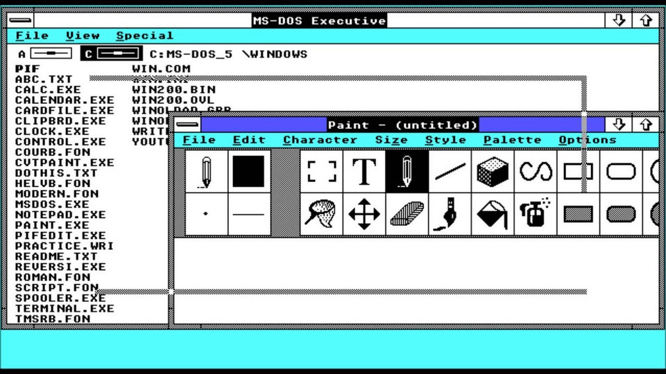 Windows 2.0 - 9 grudnia 1987 roku