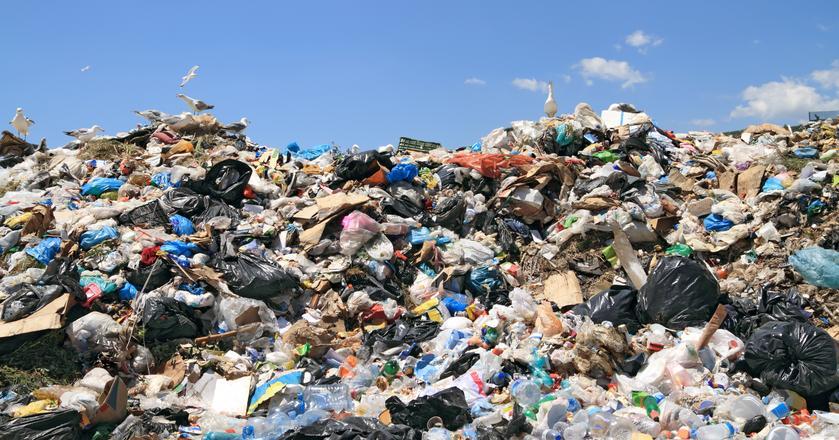 Tak mógłaby wyglądać stolica Wysp Śmieciowych, które mają powstać na Wielkiej Pacyficznej Plamie Śmieci