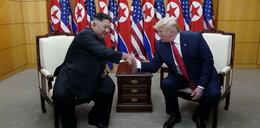 Trump bagatelizuje próby rakietowe Korei Północnej