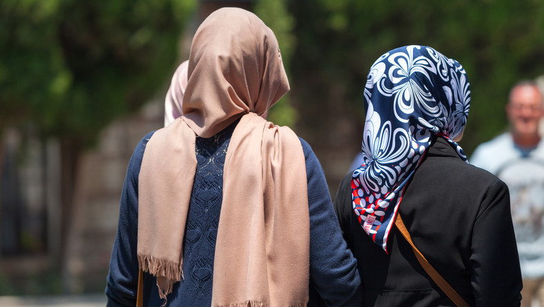 muzułmanki chusta