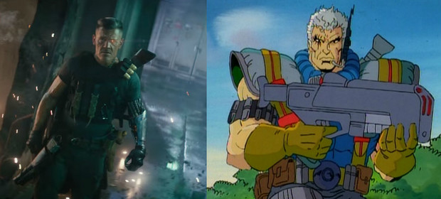 Nathan Summers, a.k.a. Cable