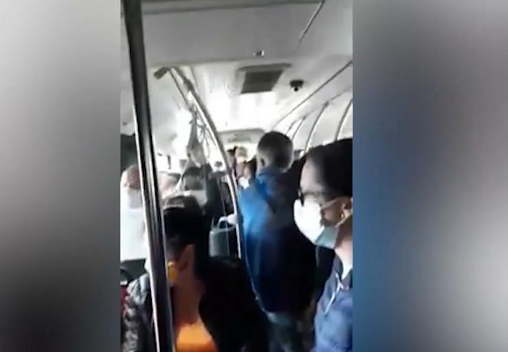 Autobus u Leskovcu