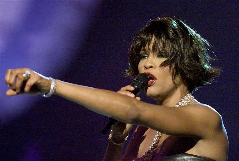Whitney Houston zmarła na...