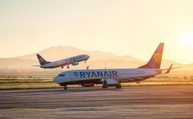 Strajk w Ryanairze 10 sierpnia. Odwołane loty w Polsce