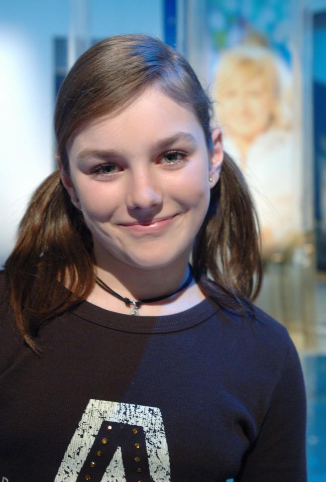 Ewa Farna w 2006 roku