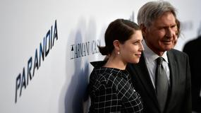 Harrison Ford ujawnił, że jego córka cierpi na epilepsję
