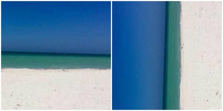 plaža kombo