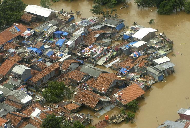 džakarta tone, indonezija, porast nivoa mora, poplave