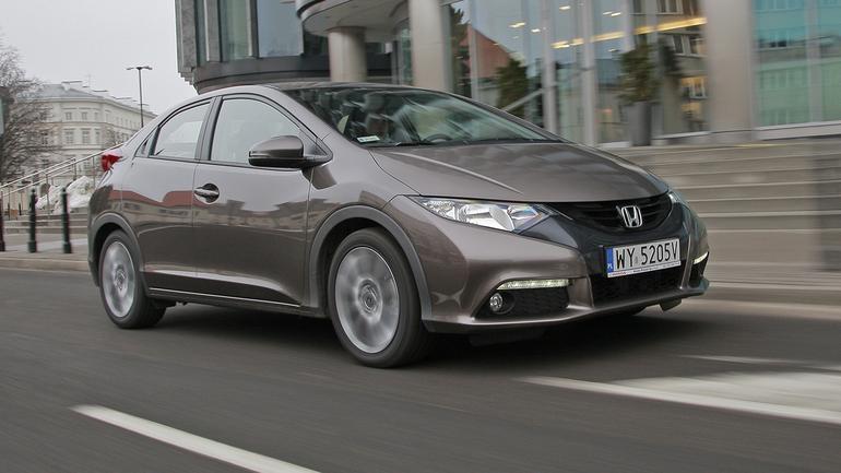 Honda Civic IX - nie jest tania, ale ma wiele mocnych punktów