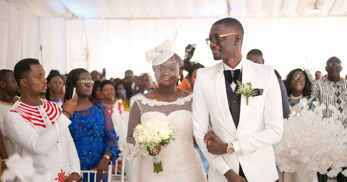 I had over 500k in my account before I married - Ameyaw Debrah
