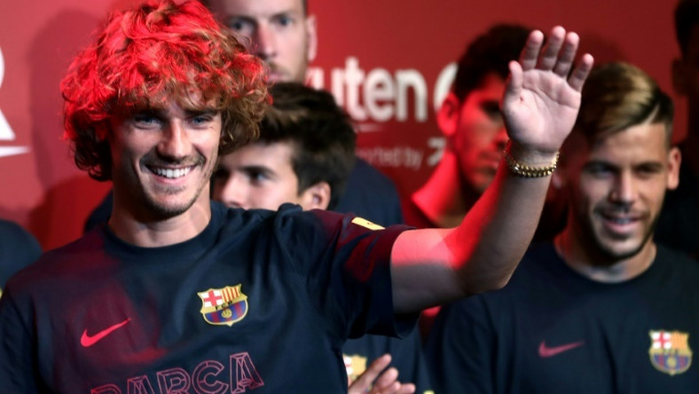 Antoine Griezmann was blasted by former club Atletico Madrid for the manner in which his transfer to Barcelona was carried out