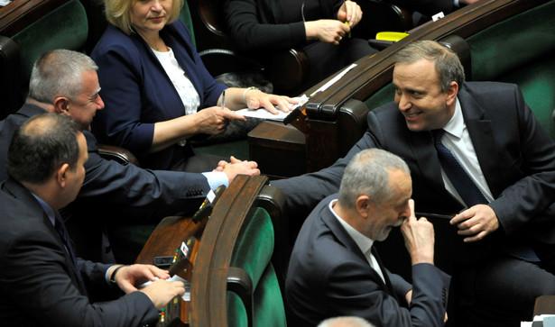 Czy Grzegorz Schetyna zostanie usunięty z PO? PAP/Bartłomiej Zborowski
