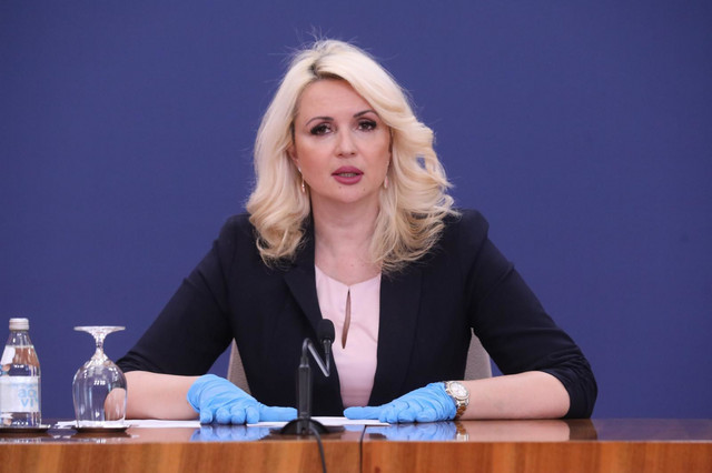 "Epidemiolog i zamenica direktorke Instituta za javno zdravlje ""Milan Jovanović Batut"""