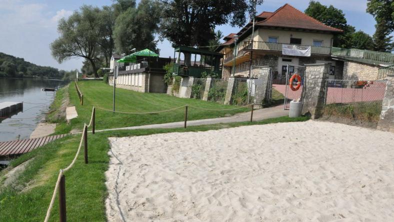 Plaża, która od dziś dostępna jest dla mieszkańców