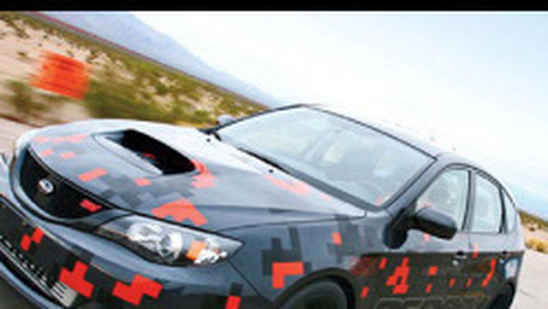 Subaru Impreza WRX na sposób Perrin Performance