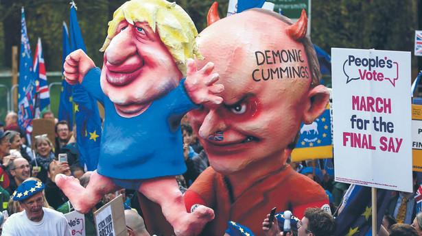 Sobotnie manifestacje zwolenników pozostania Wielkiej Brytanii w UE