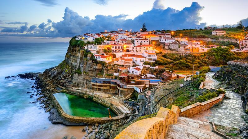 Azenhas do Mar, Portugalia