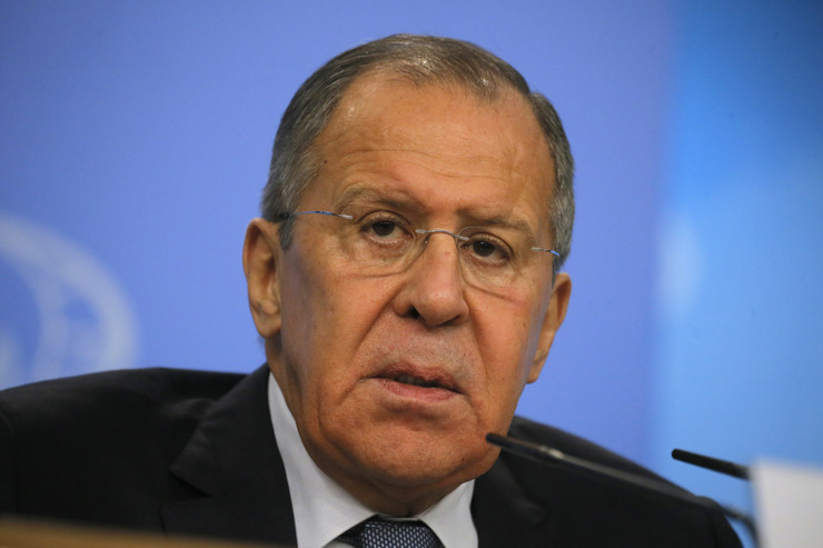 Sergej Lavrov