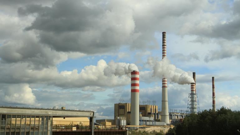 Grill zanieczyszcza środowisko
