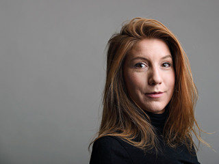 Swedish journalist Kim Wall