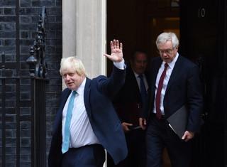 Johnson: Pokój na wschodzie Ukrainy zależy od Rosji