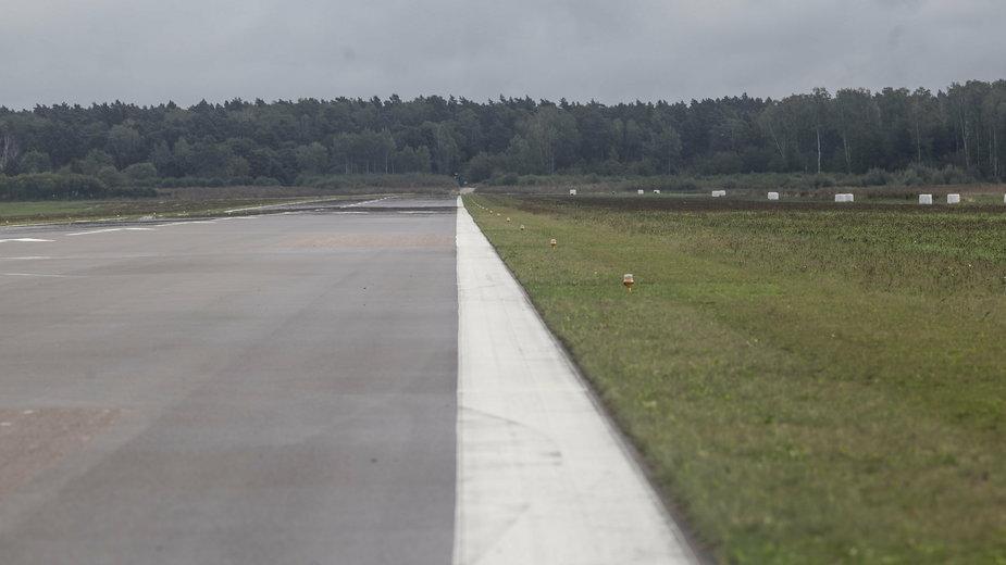 Lotnisko Krywlany