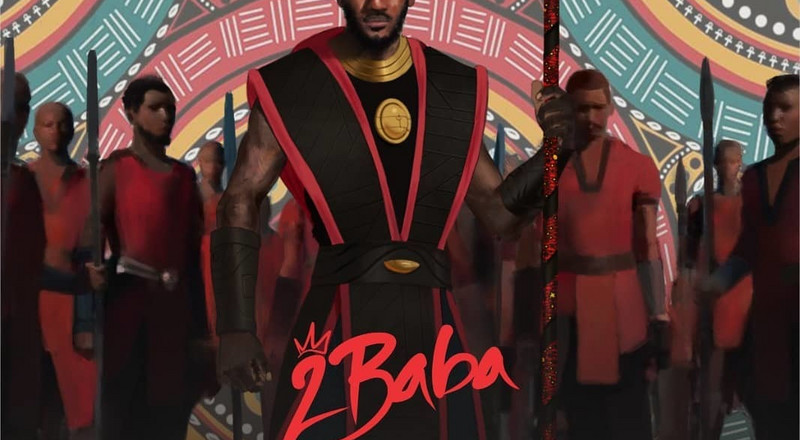 2baba to release new album, 'Warrior' next week