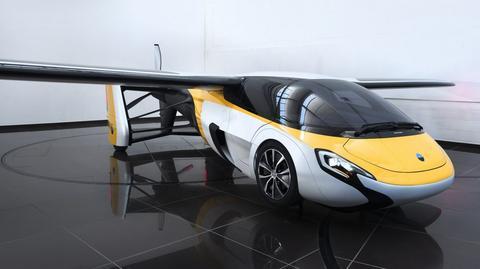 AeroMobil chce dostarczyć swoje maszyny klientom w 2020 roku