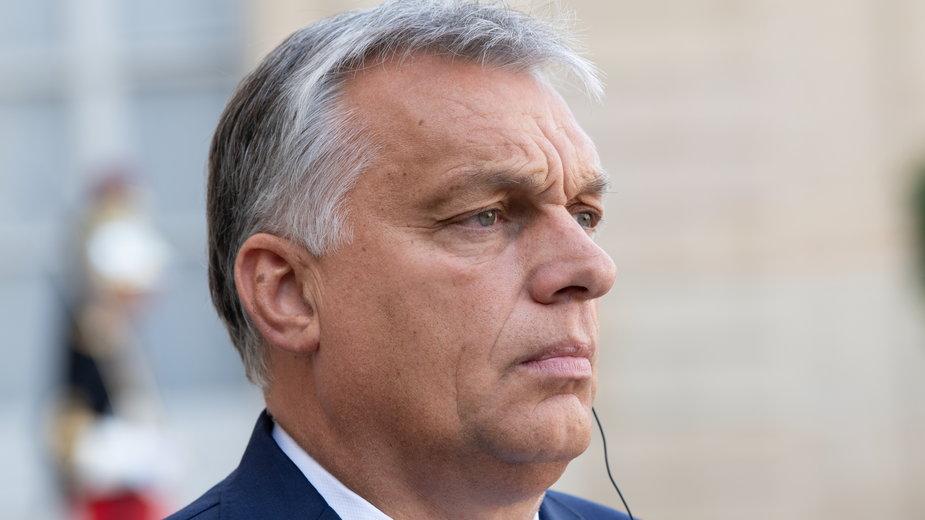 Viktor Orban stanął w obronie Polski