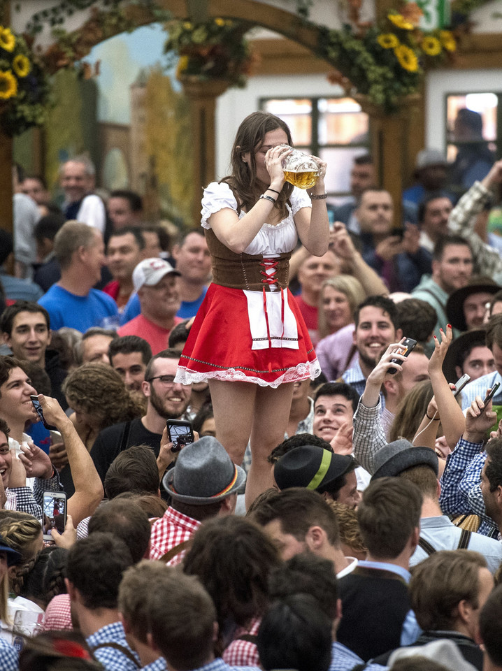 GERMANY OKTOBERFEST 2017 (184rd Oktoberfest in Munich)